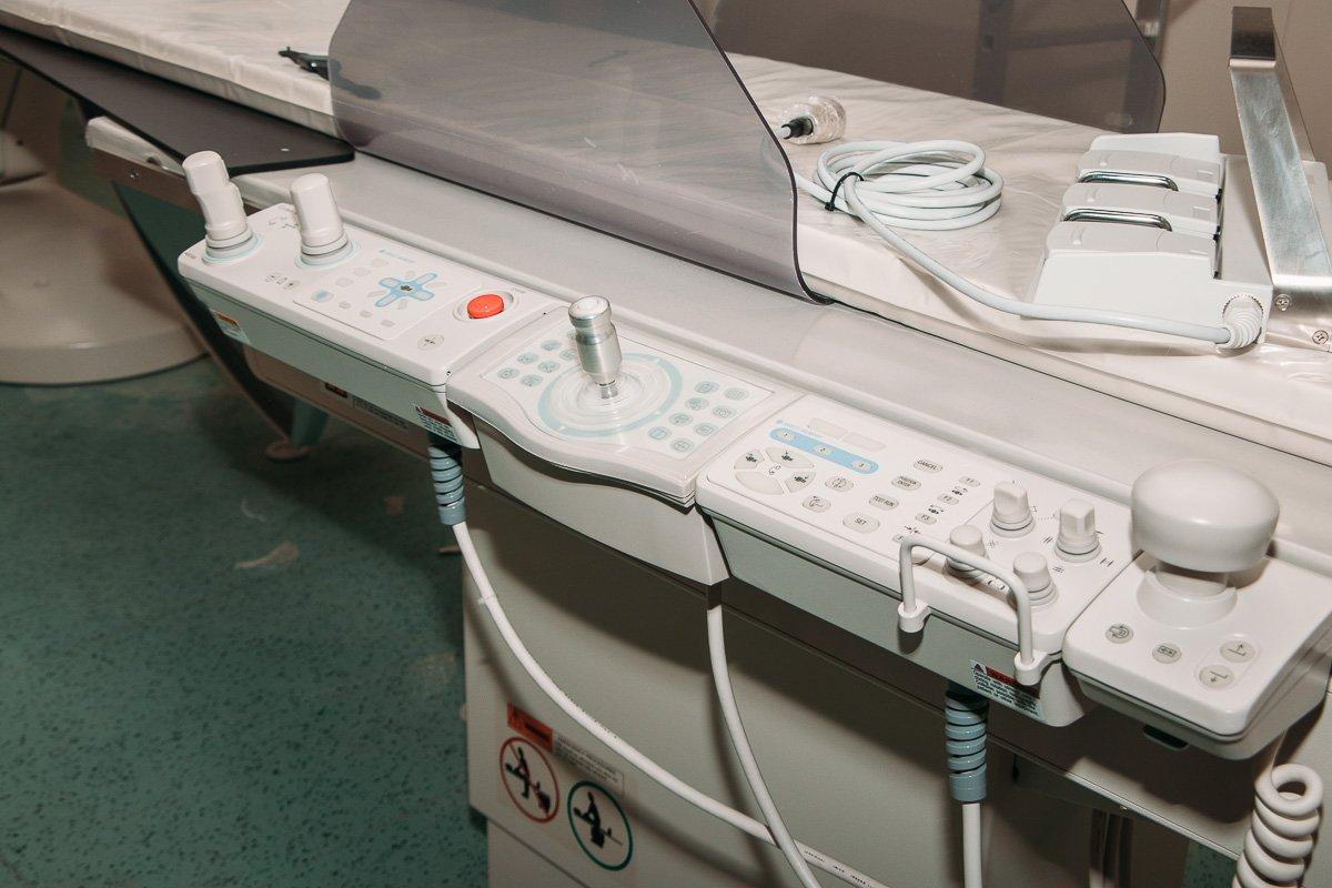 На 2-м этаже — отделение детской травматологии и ортопедии