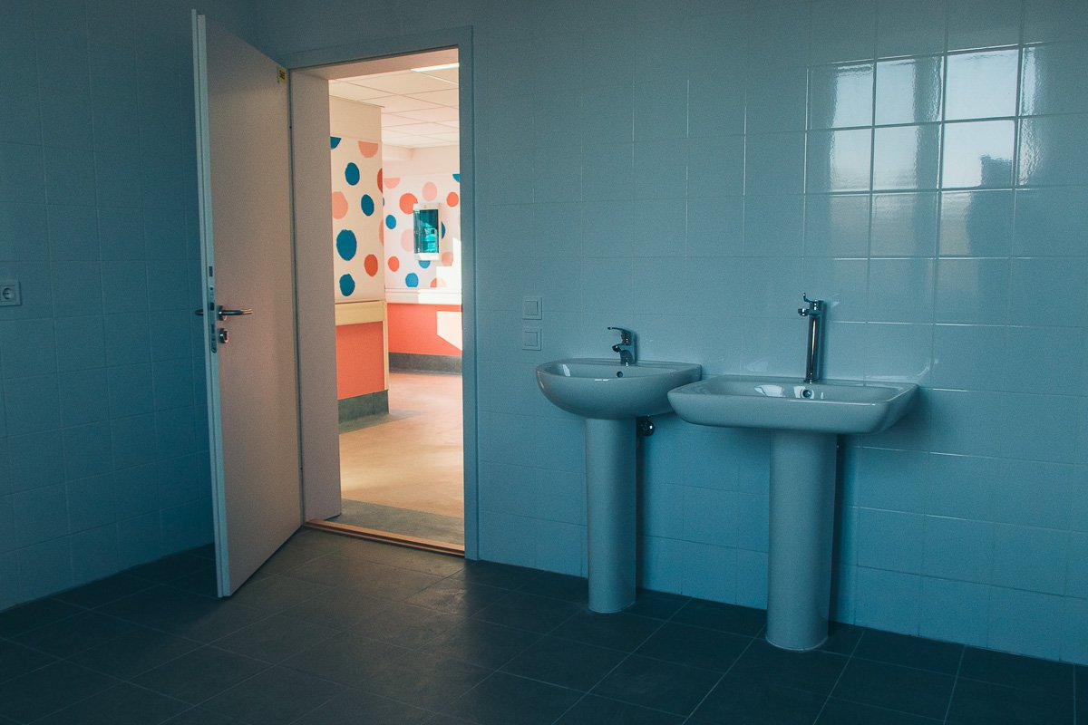Больница «Матери и ребенка» имени Руднева основана на месте старой поликлиники