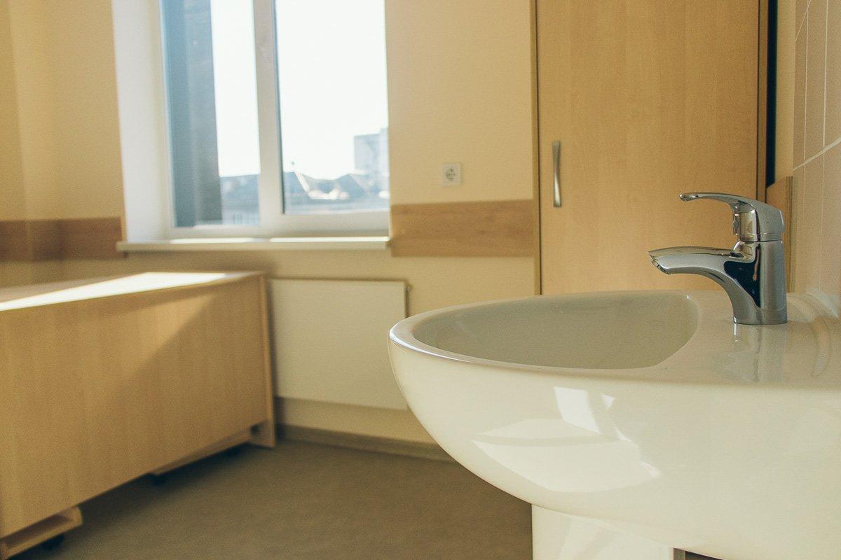 Соблюдены все санитарные нормы