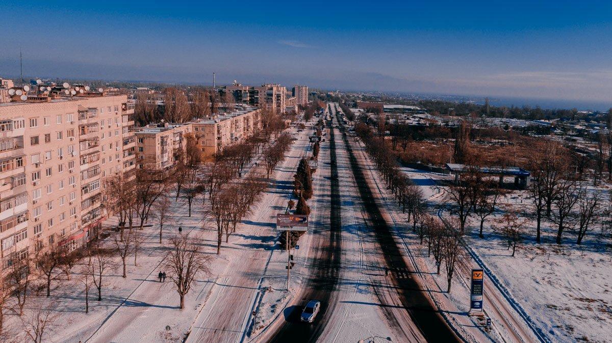 Снежная зима еще вернется на улицы города