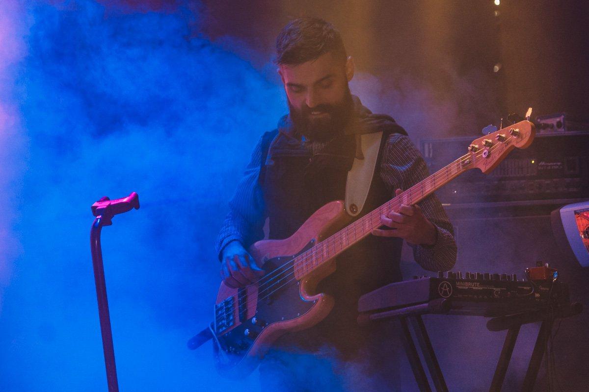 Таинственный гитарист