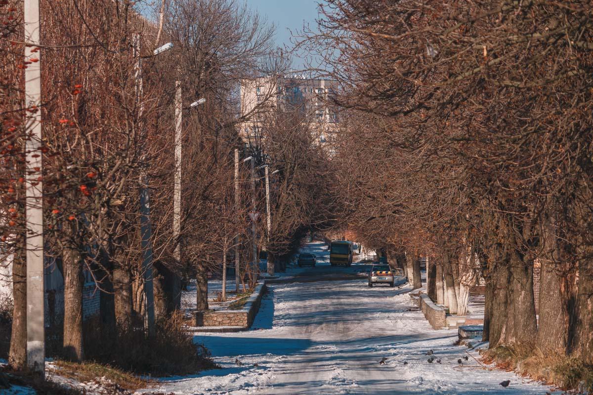 Уютные улочки старого города