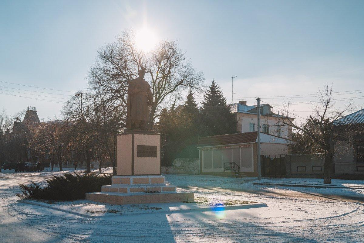 Площадь Богдана Хмельницкого - историческое место