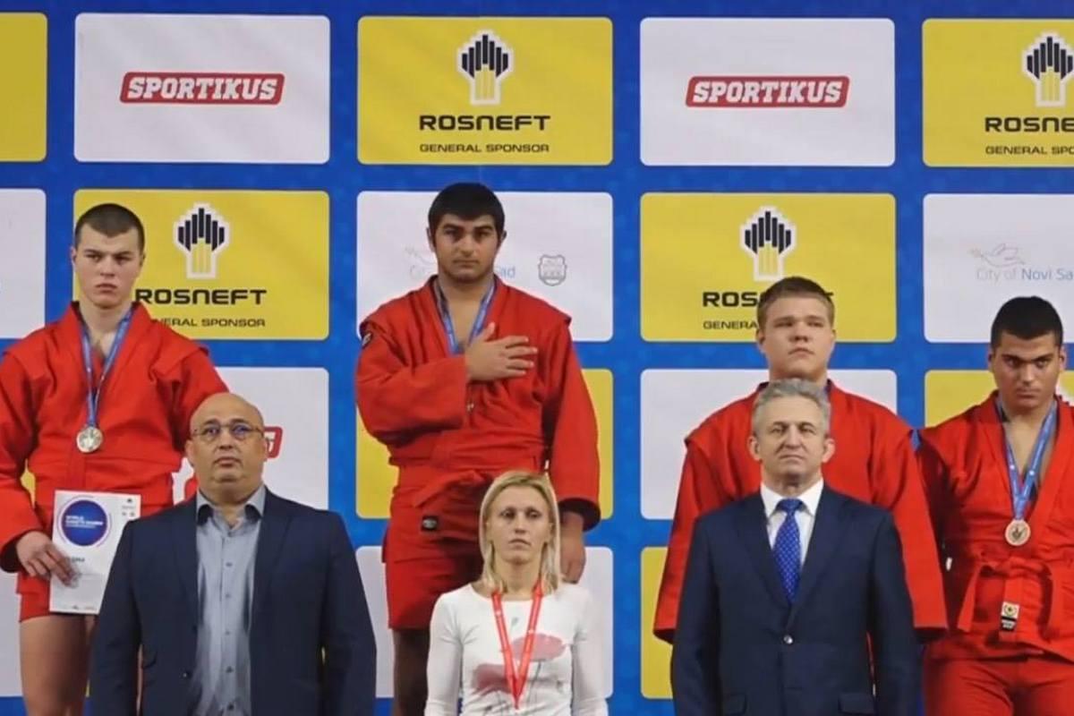 В командном зачете сборная Украины заняла второе место