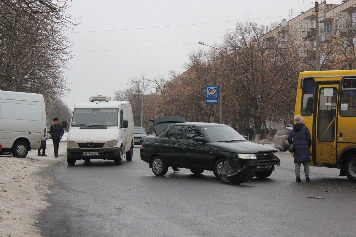 Водитель ВАЗ-2110 жалуется на плохое самочувствие
