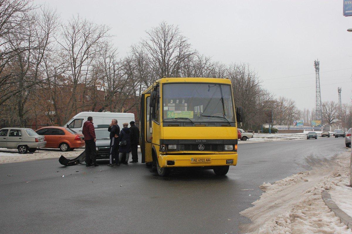 Водитель автобуса с пониманием отнесся к произошедшему