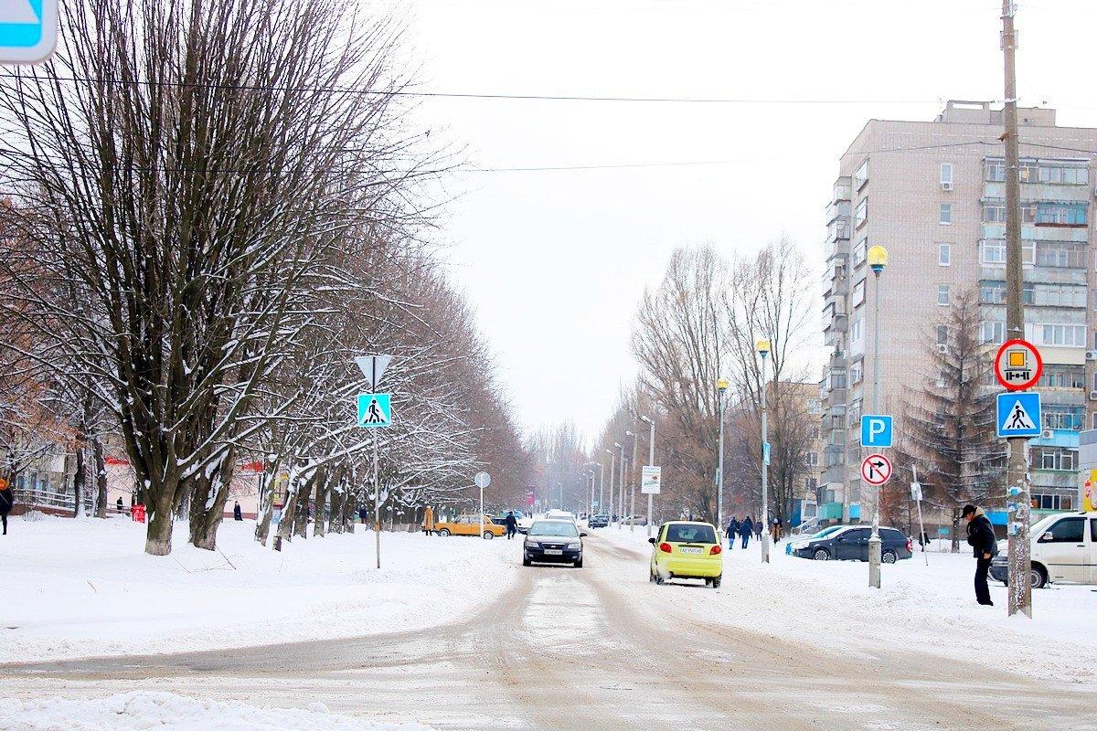 Улица Шевченко