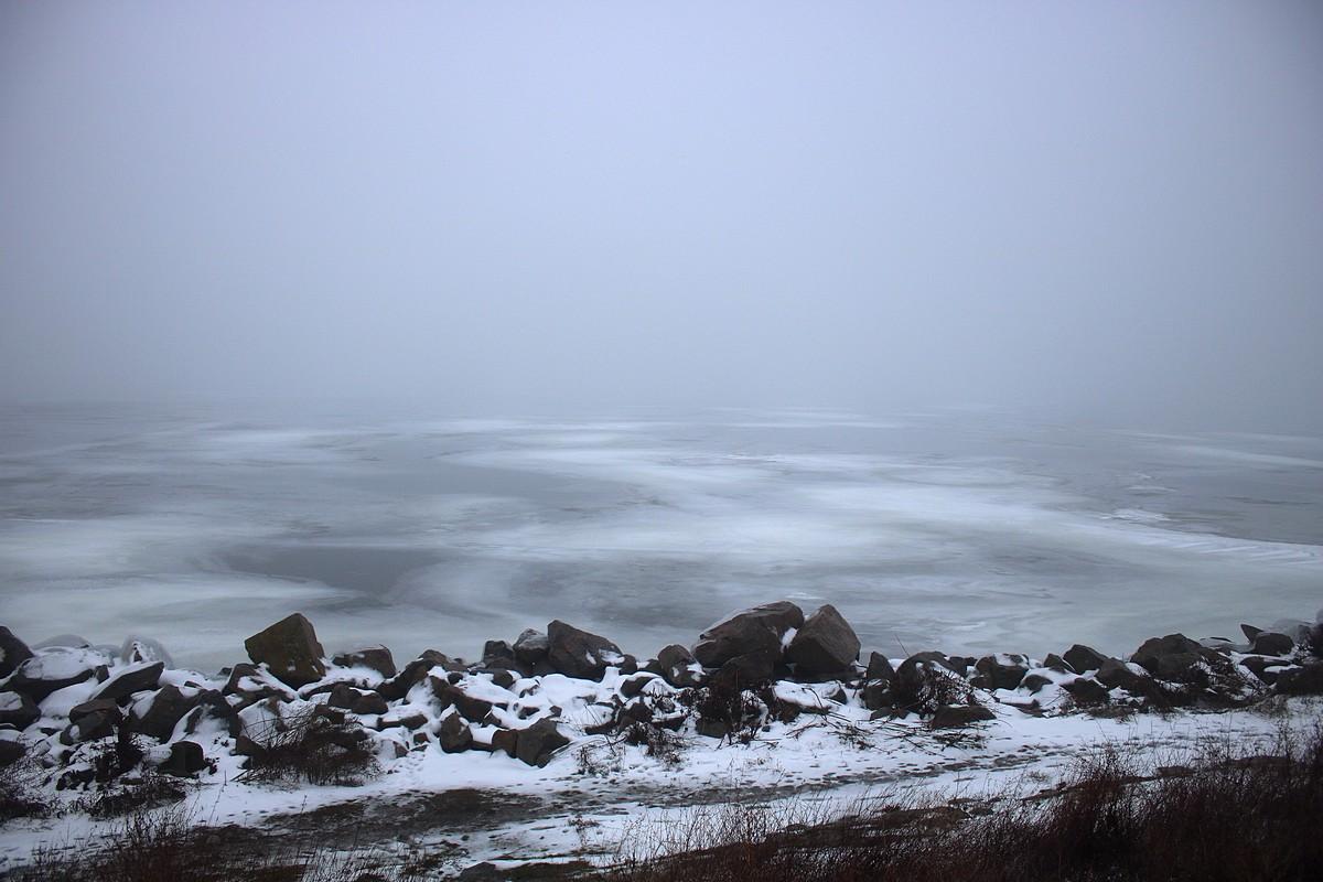 Лед только с виду кажется прочным