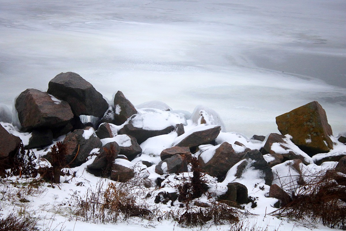 Ледяные камни