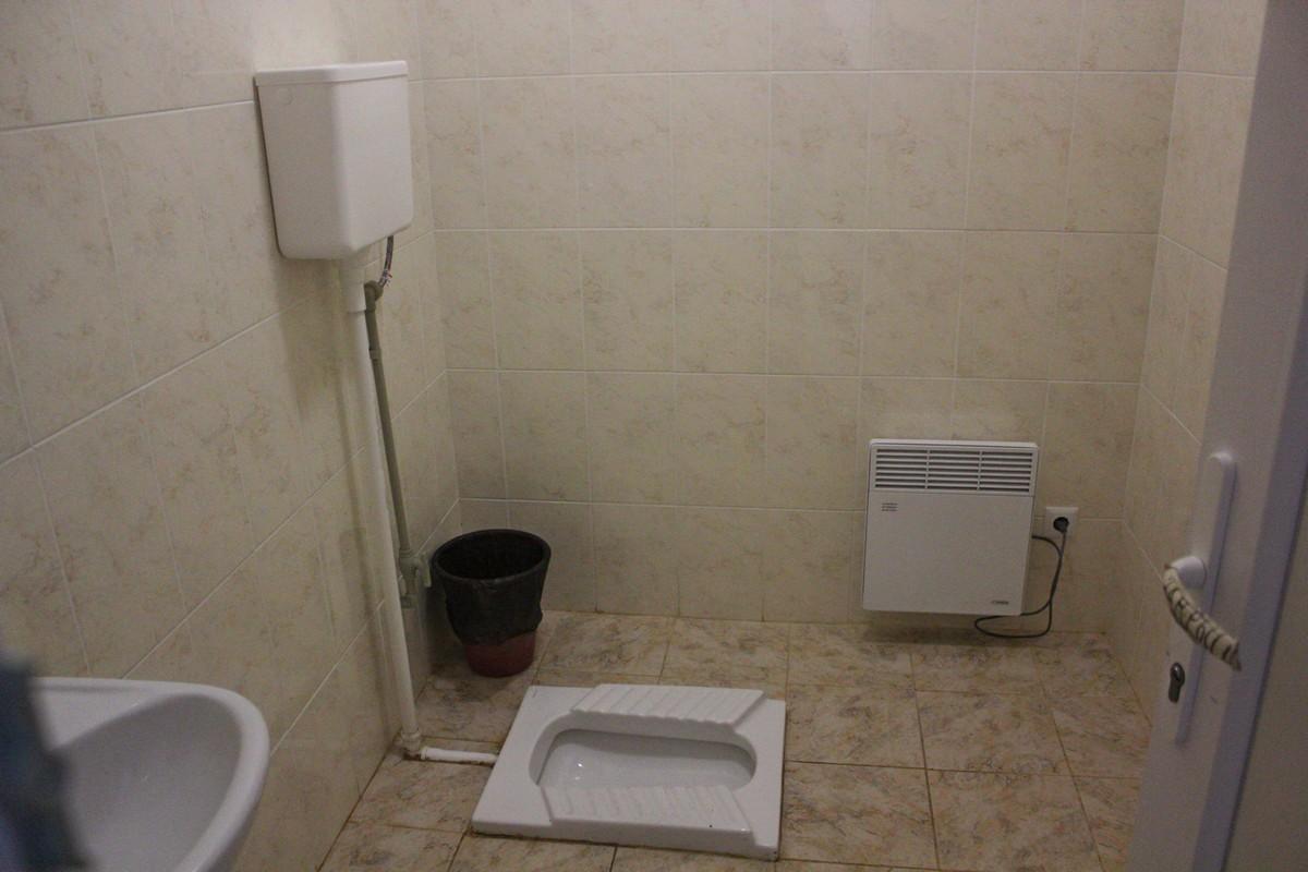 Туалет для общего пользования