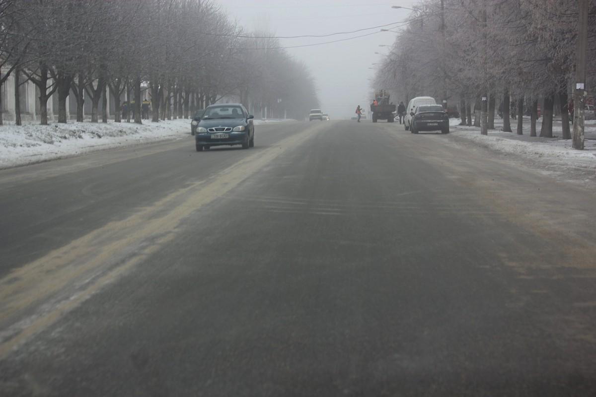 Состояние городских дорог радует