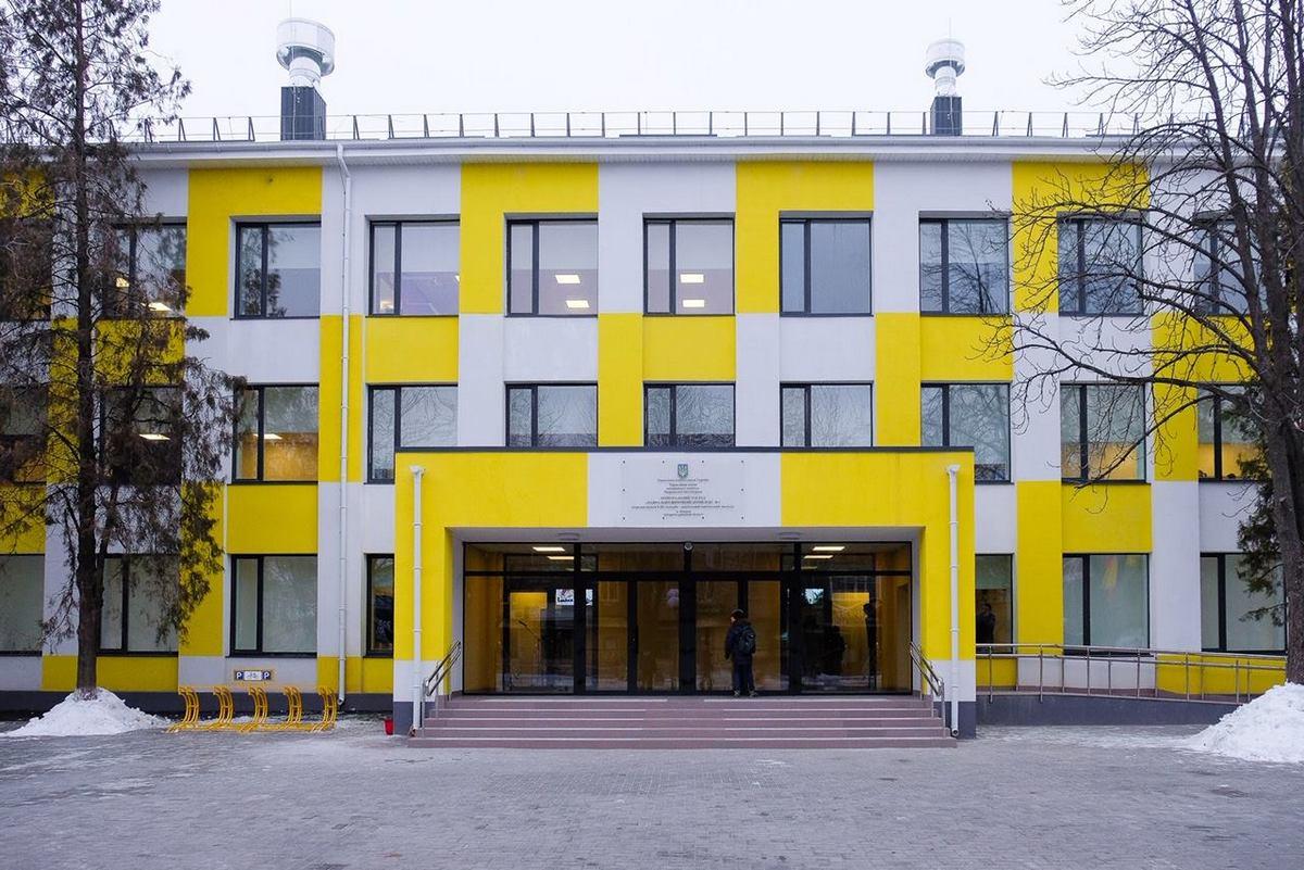 Так выглядит школа в Покрове после реконструкции