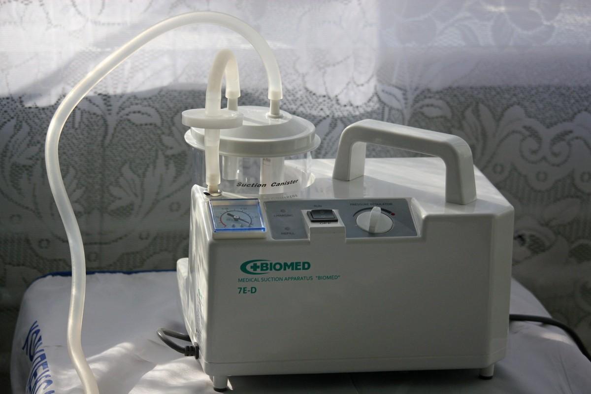 Аппарат для промывания пазух носа. В простонародье - кукушка