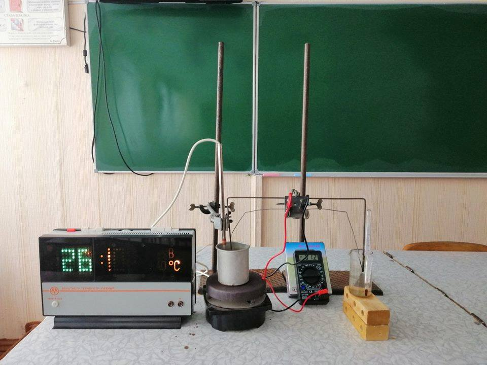 Десятиклассник защитил работу по физике в Малой академии наук