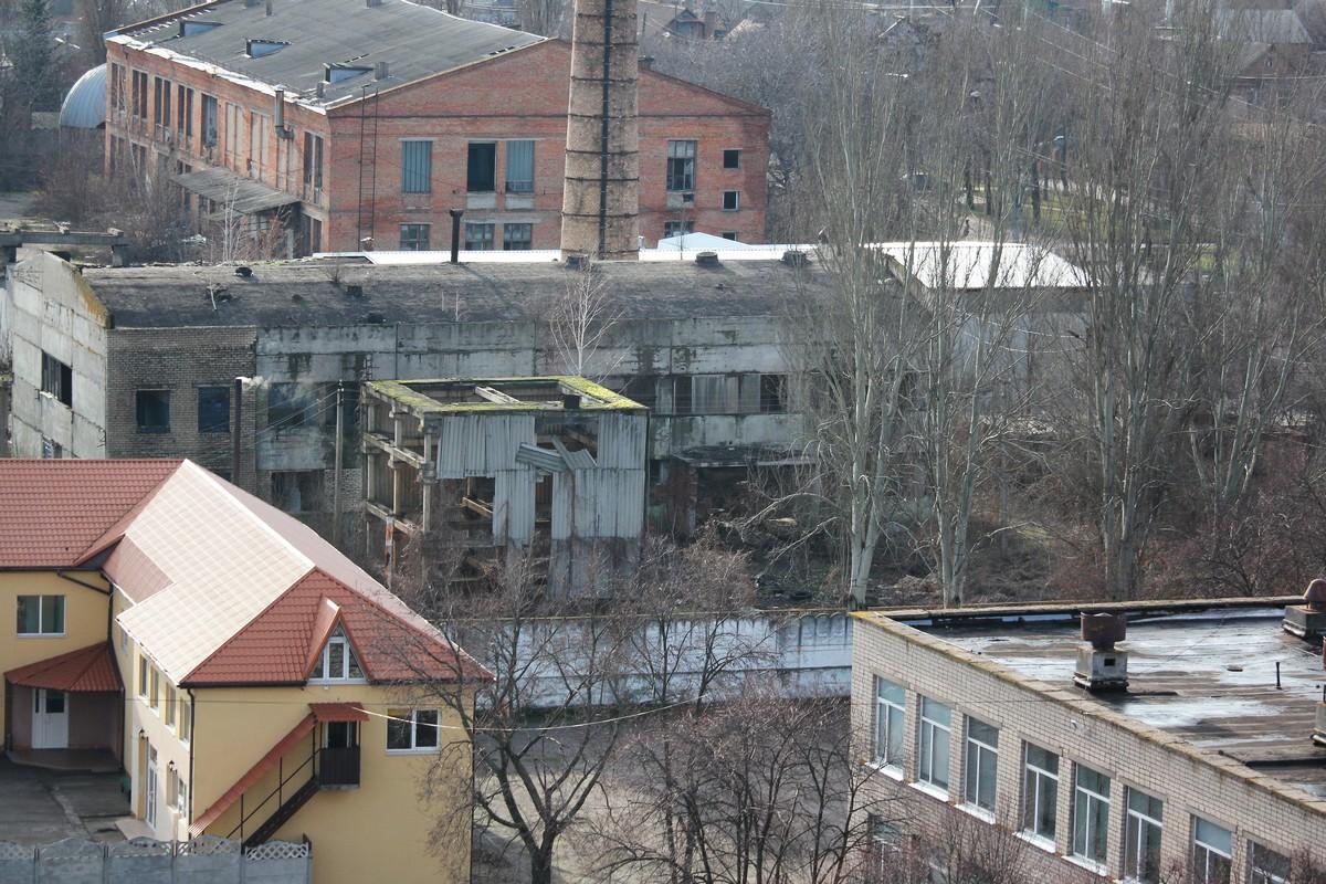 Никопольский молокозавод начал работу в 1977 году