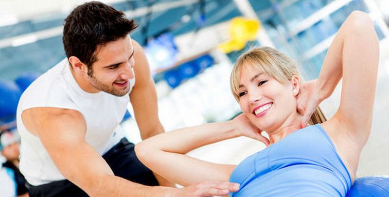 Вы можете совместить приятное с полезным и найти пару в спортзале