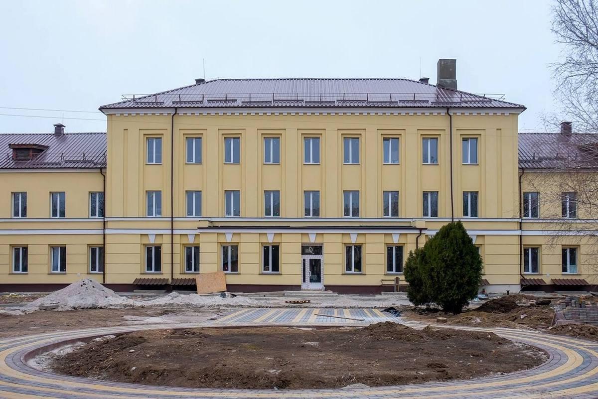 Реконструкция трехэтажного здания на проспекте Трубников, 47