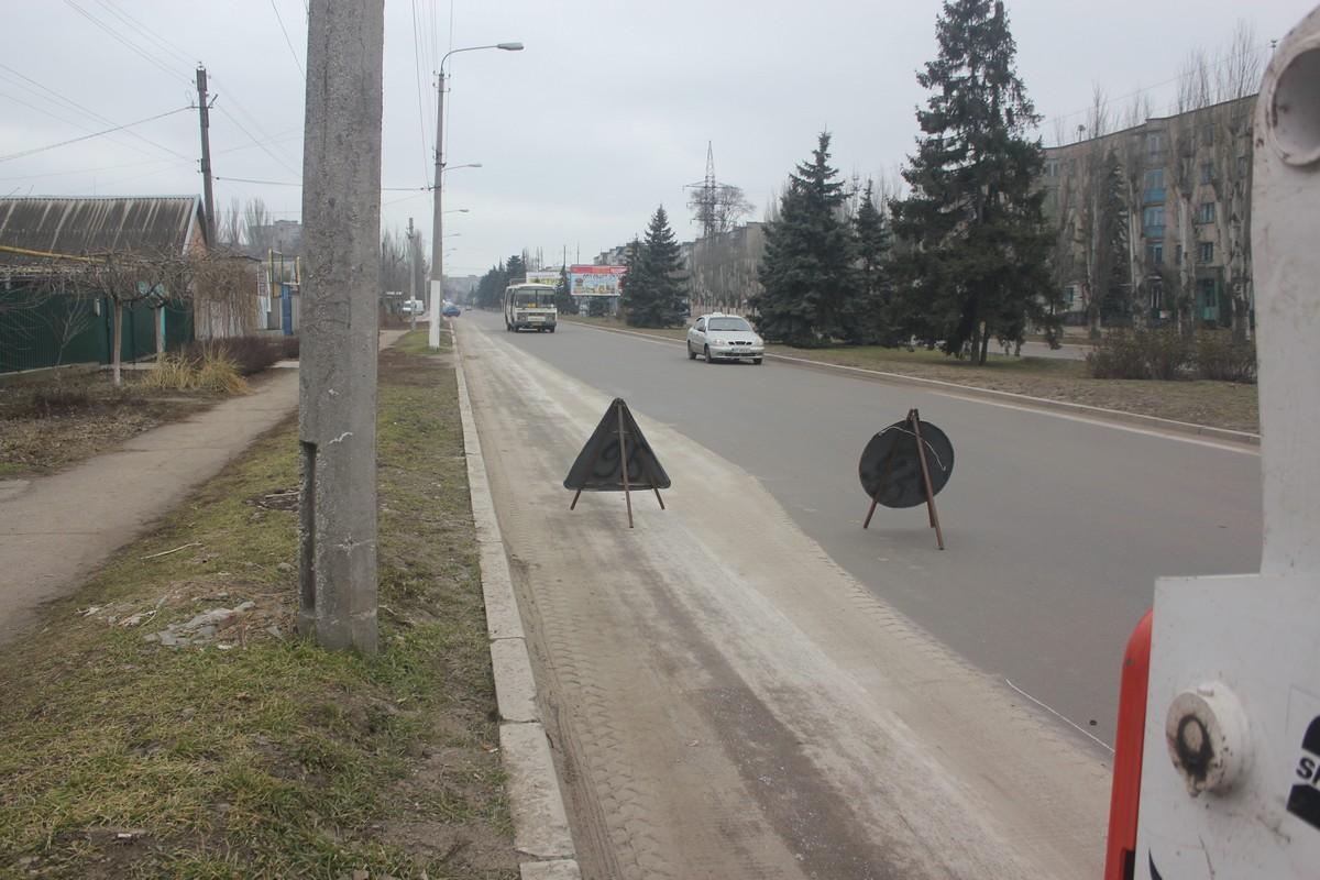 Уборка на улице Электрометаллургов