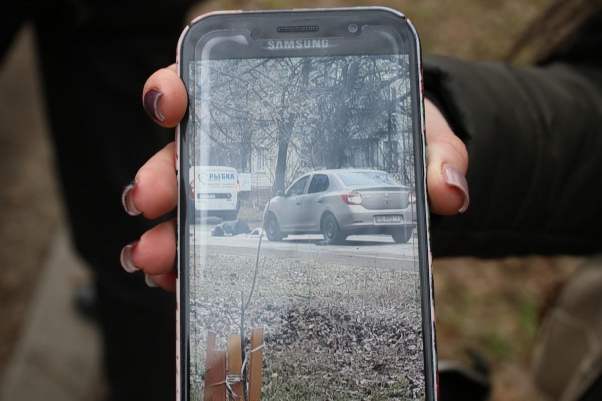 Полиция устанавливает место нахождения автомобиля Renault Logan, госномер АЕ 2979, бежевого цвета