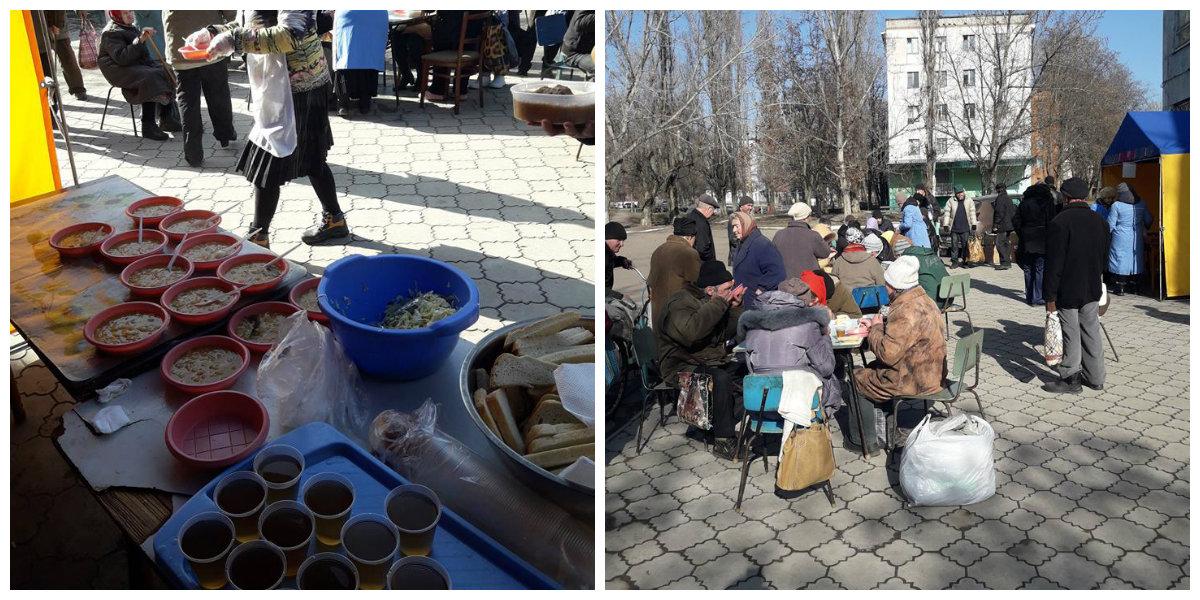 В Покрове третий год кормят нуждающихся обедами