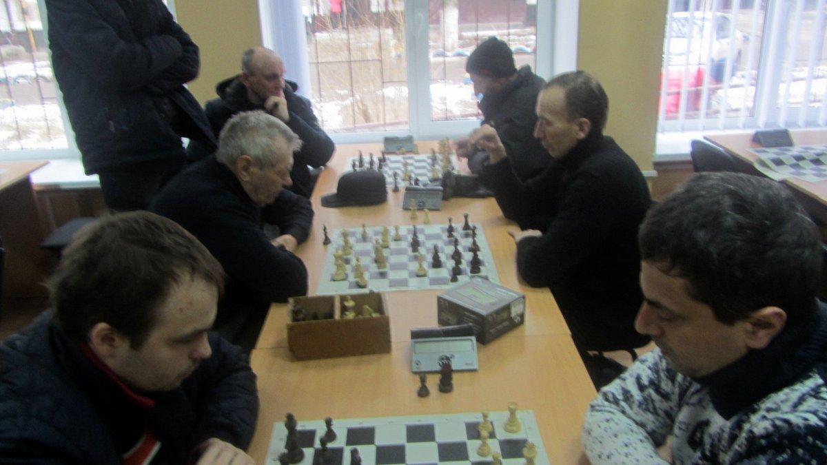 Шахматный турнир на Кубок освобождения
