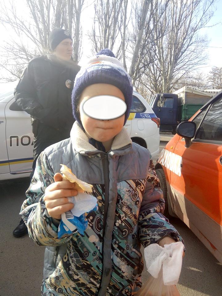 Ребенок направлялся к бабушке в село Кирово