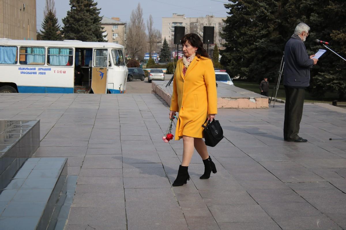 Депутат Елена Каращук
