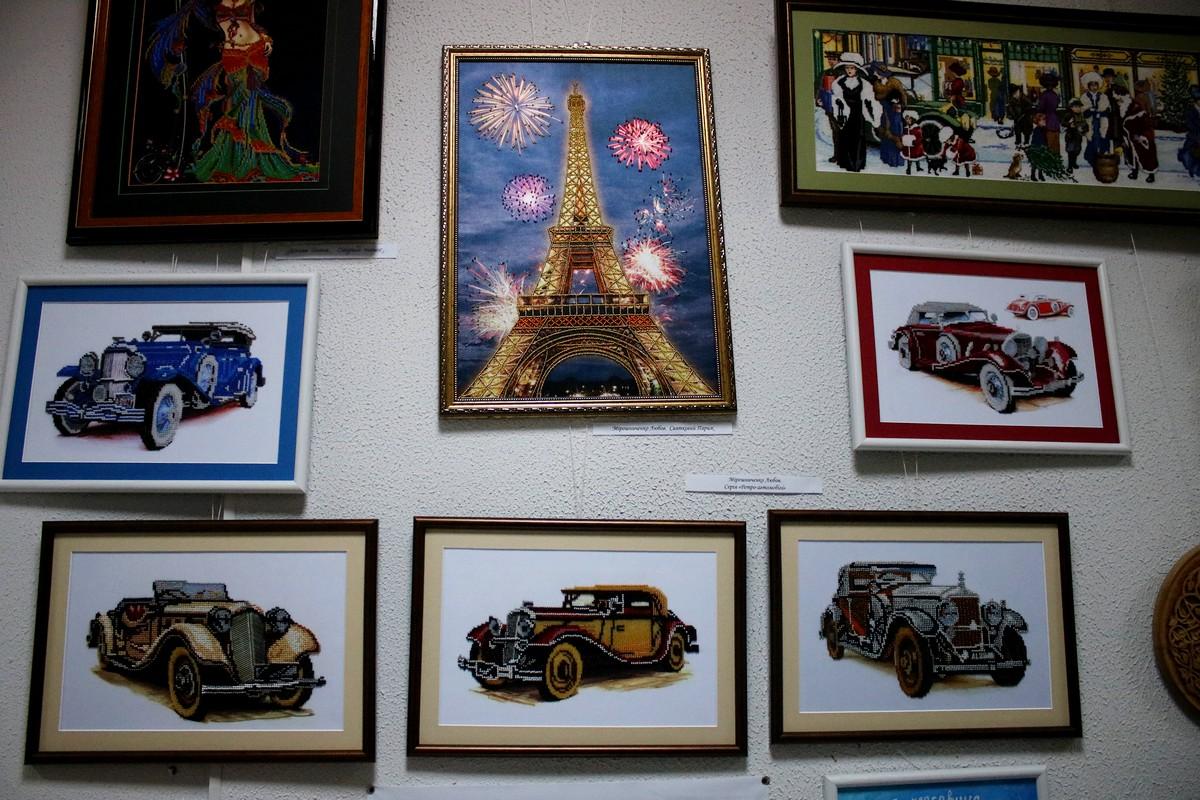 Париж... Париж