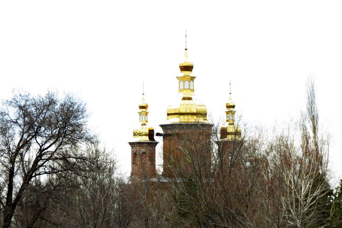 Величественный Храм Георгия Победоносца