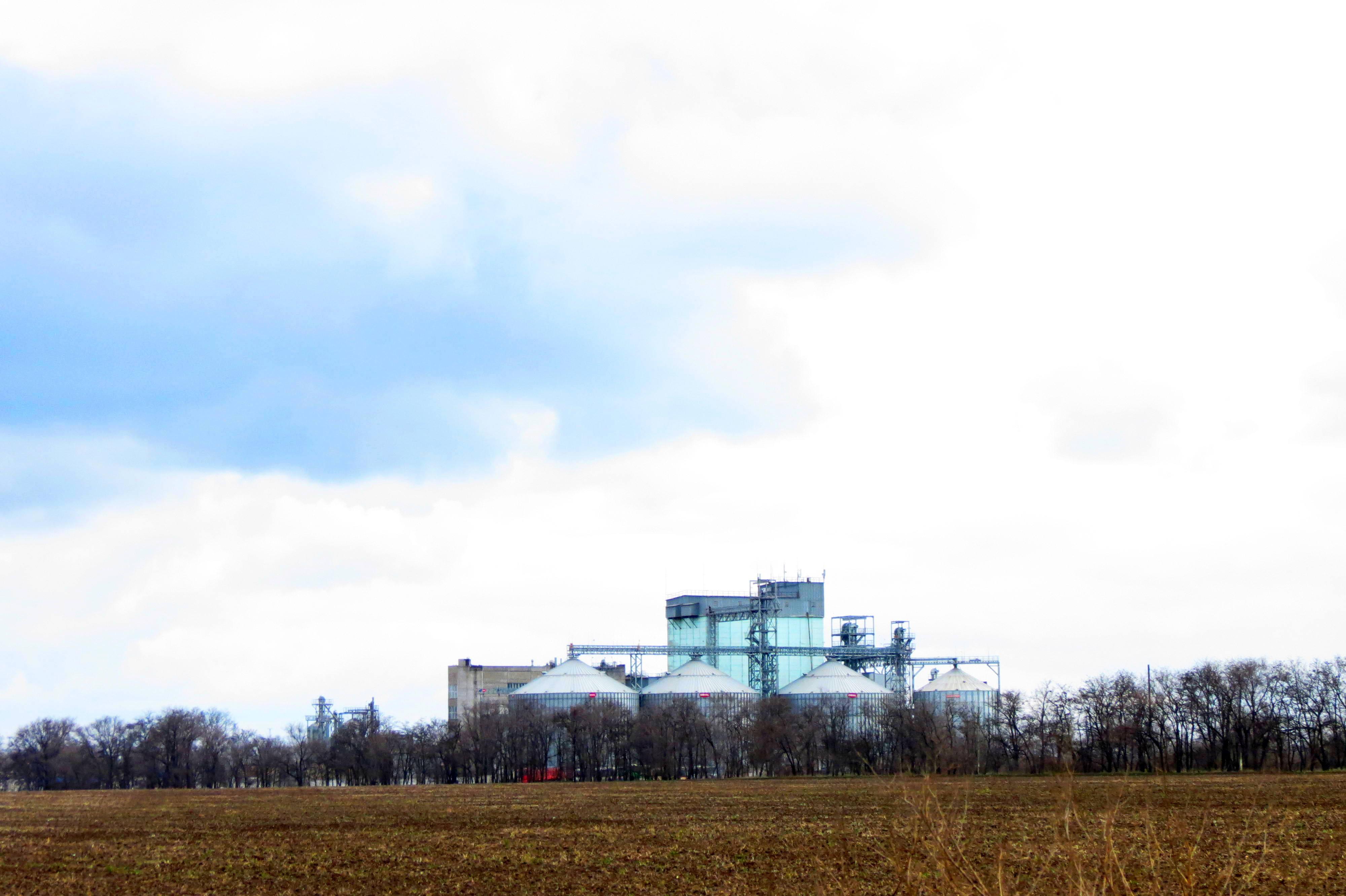 Зернохранилище на Княжеской