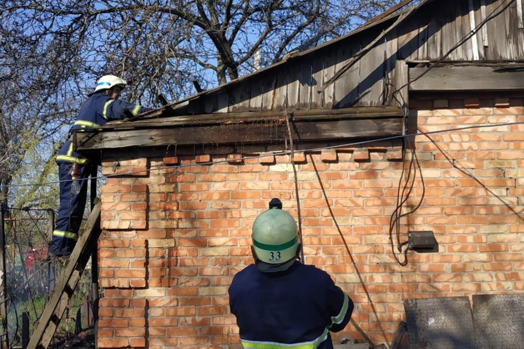 В Марганце во время пожара погиб мужчина