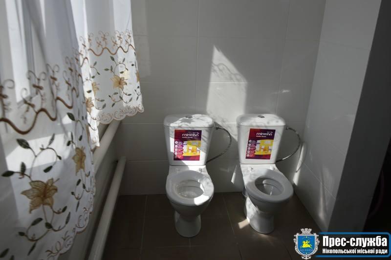 В Никополе на ремонт детского сада потратили 460 тысяч гривен