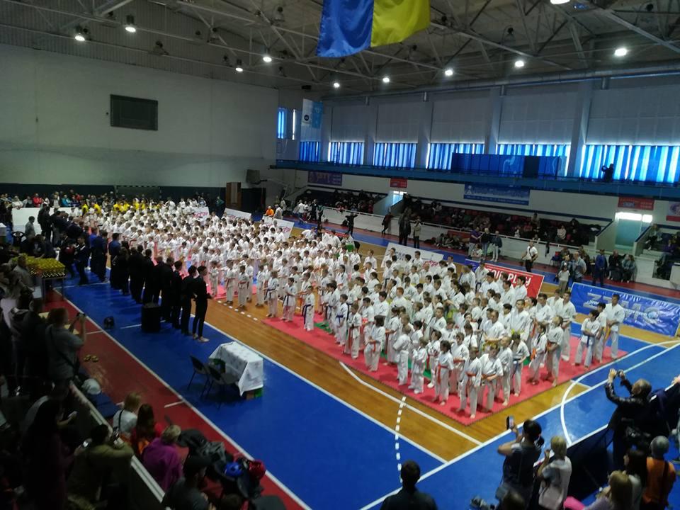 Чемпионат УкраиныKWF-2019