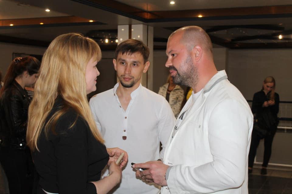 Руслан Олейник принял решение помогать Благотворительному фонду «Никопольскийприют дляживотных «Шанснажизнь»