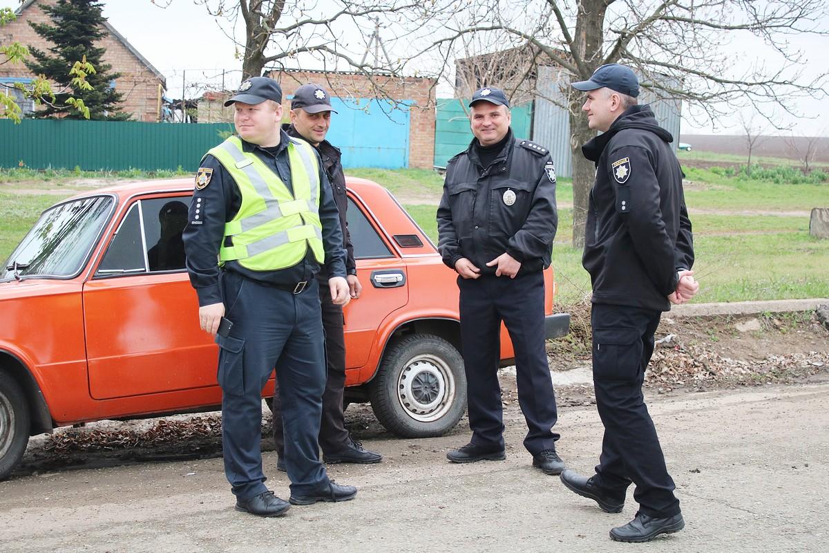 За порядком во время пикета следила полиция