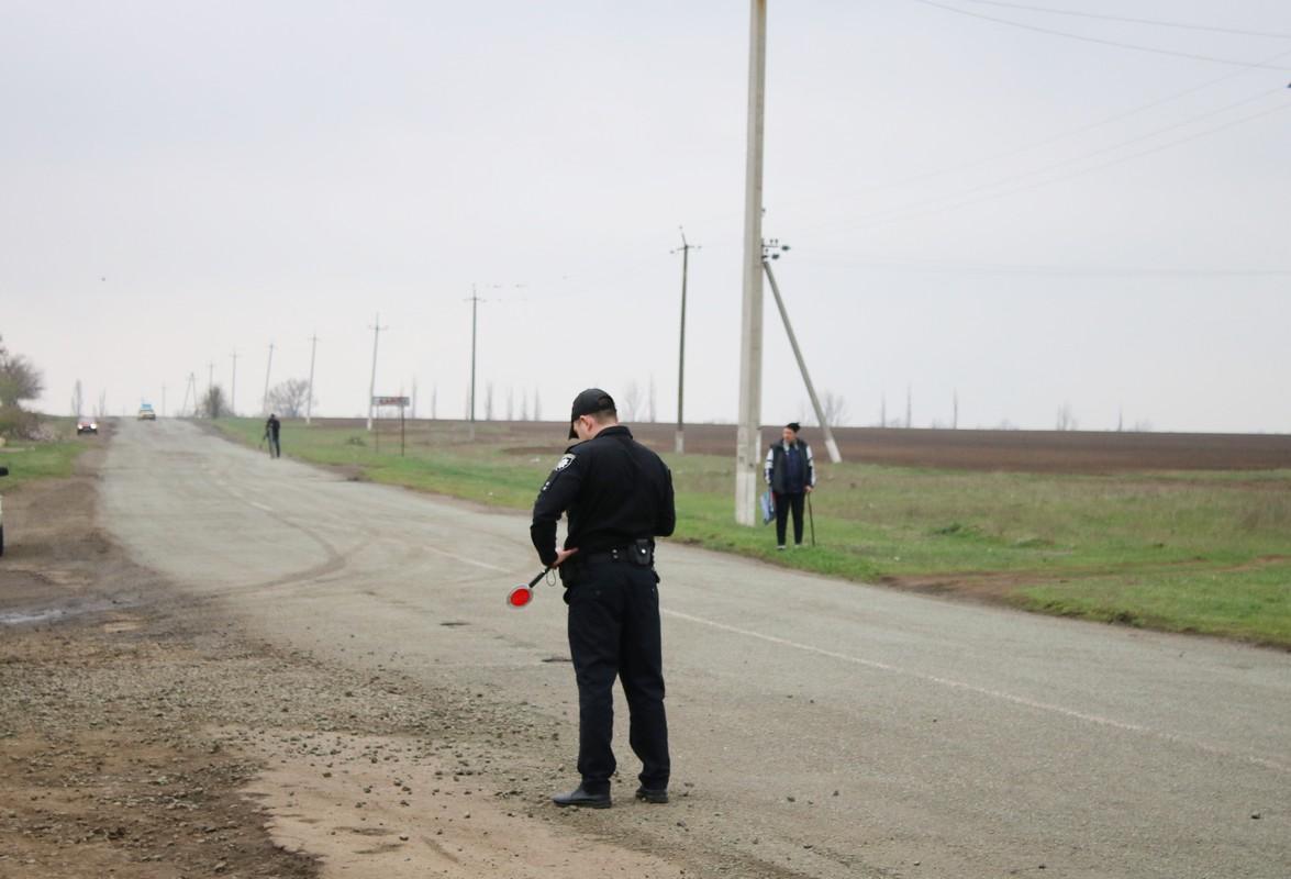 Жители села Чкалово перекрыли трассу