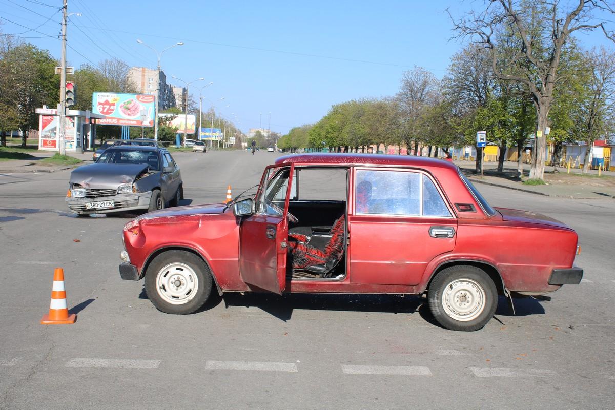 ДТП на Шевченко