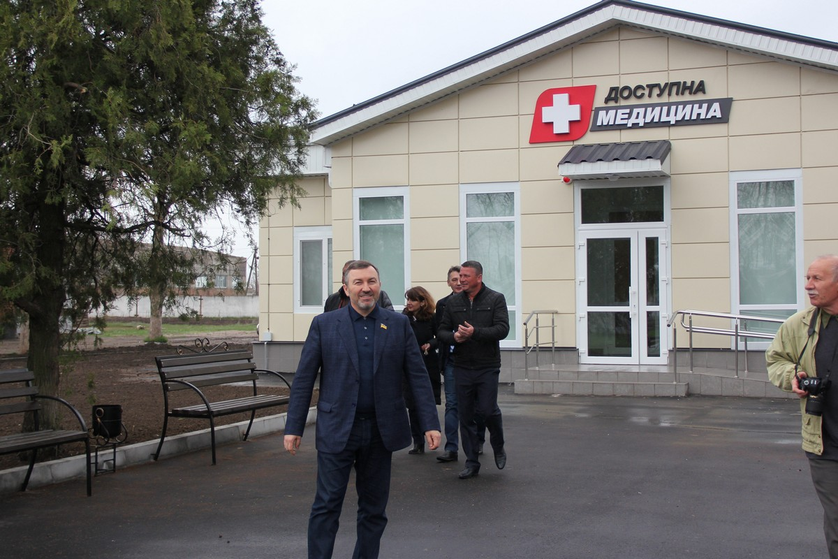 На строительство здания из областного бюджета выделили9,5миллиона гривен