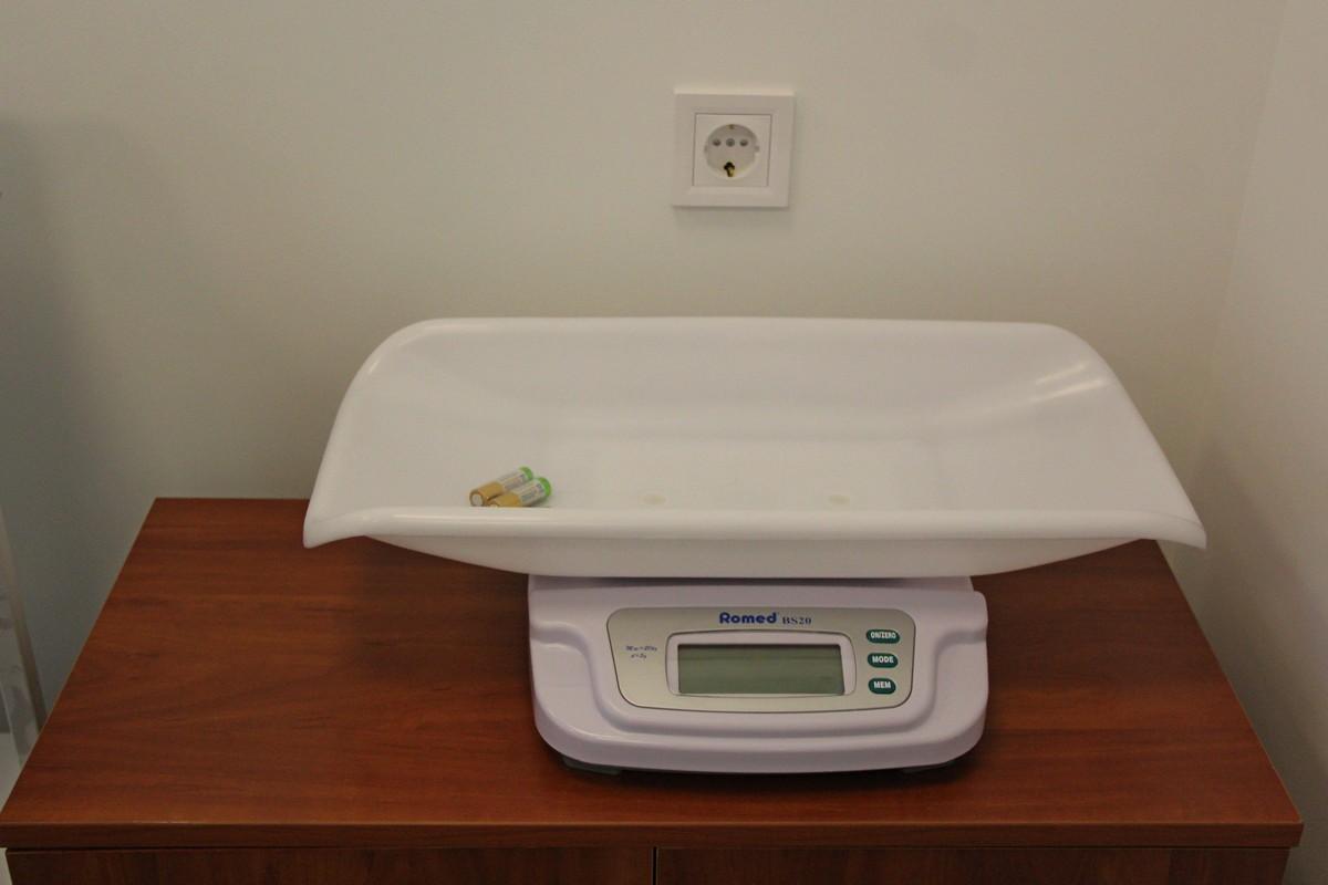 Весы для малышей в возрасте до года