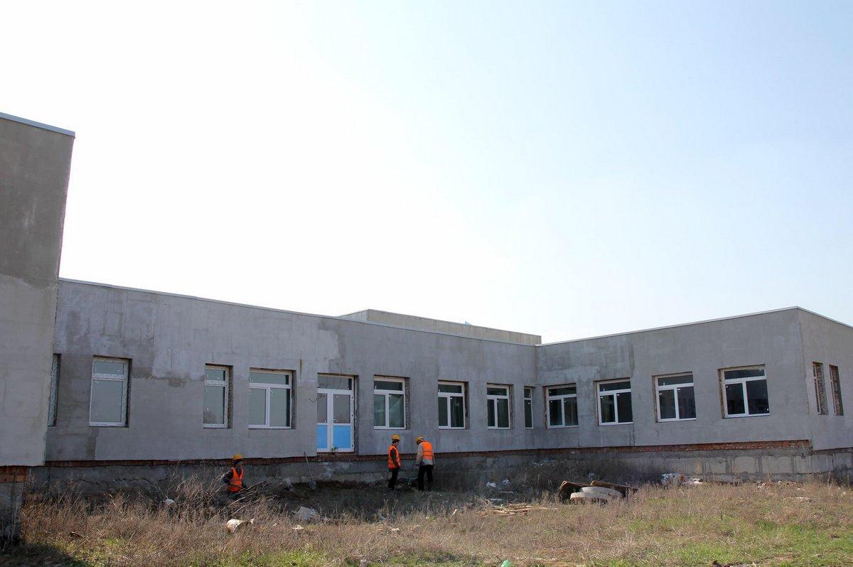 В селе Чкалово реконструируют детский сад