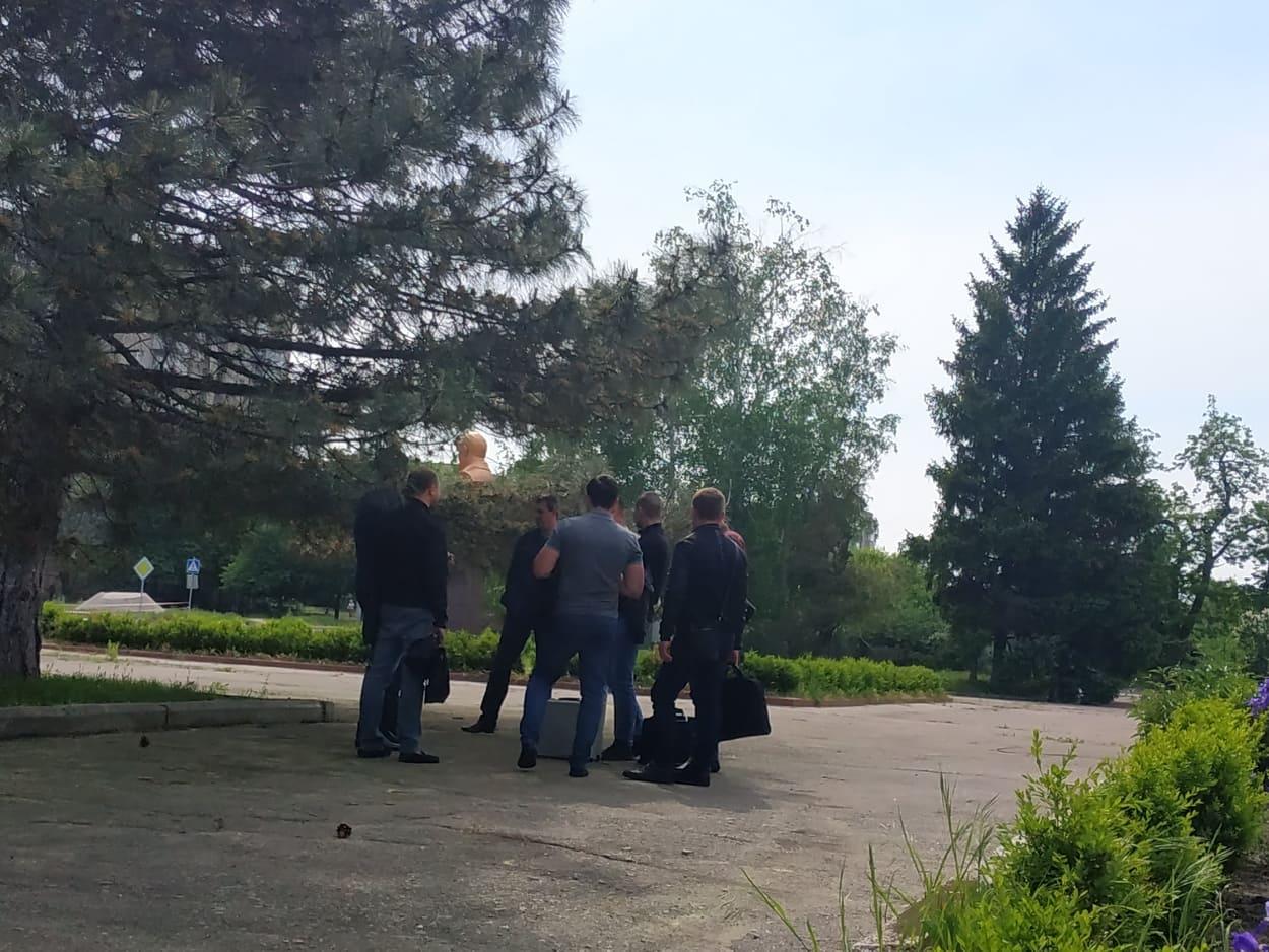 Работу провели правоохранители из Днепра