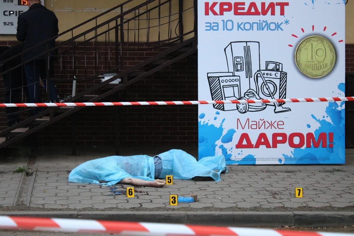Мужчина погиб на месте