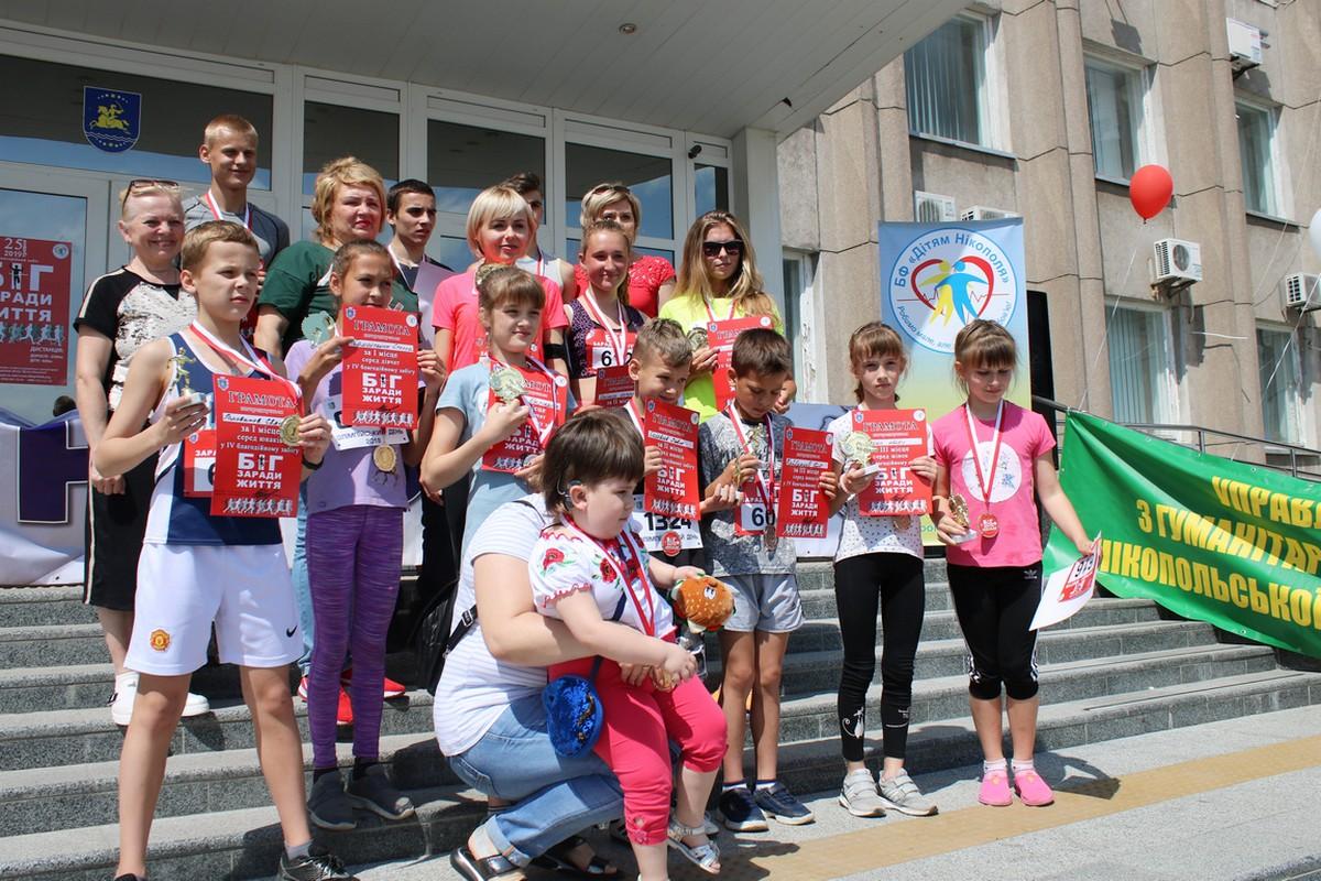 Победители марафона