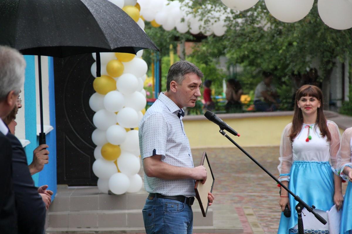 Главный врач районной больницы Никополя, депутат Андрей Палош