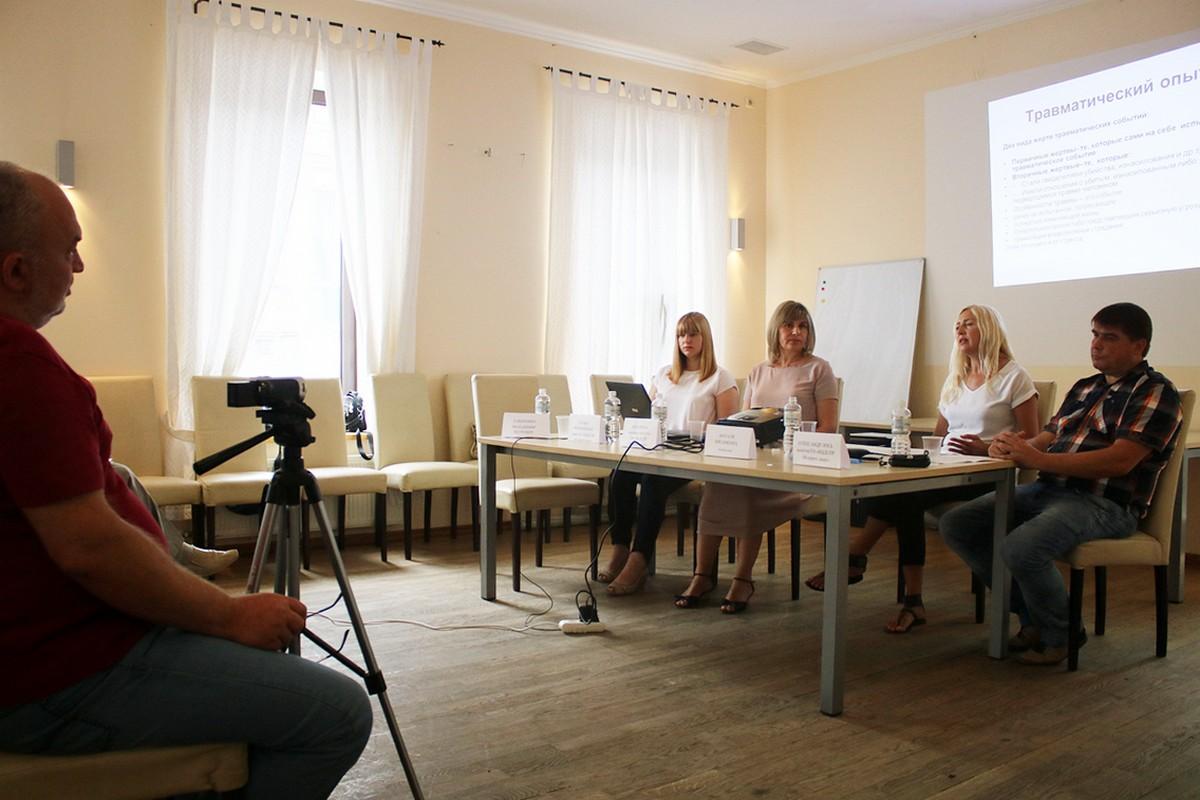 В Никополе прошла пресс-конференция, приуроченнаяМеждународному дню в поддержку жертв пыток
