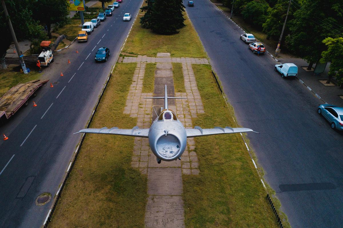 Самолет, который никогда не взлетит