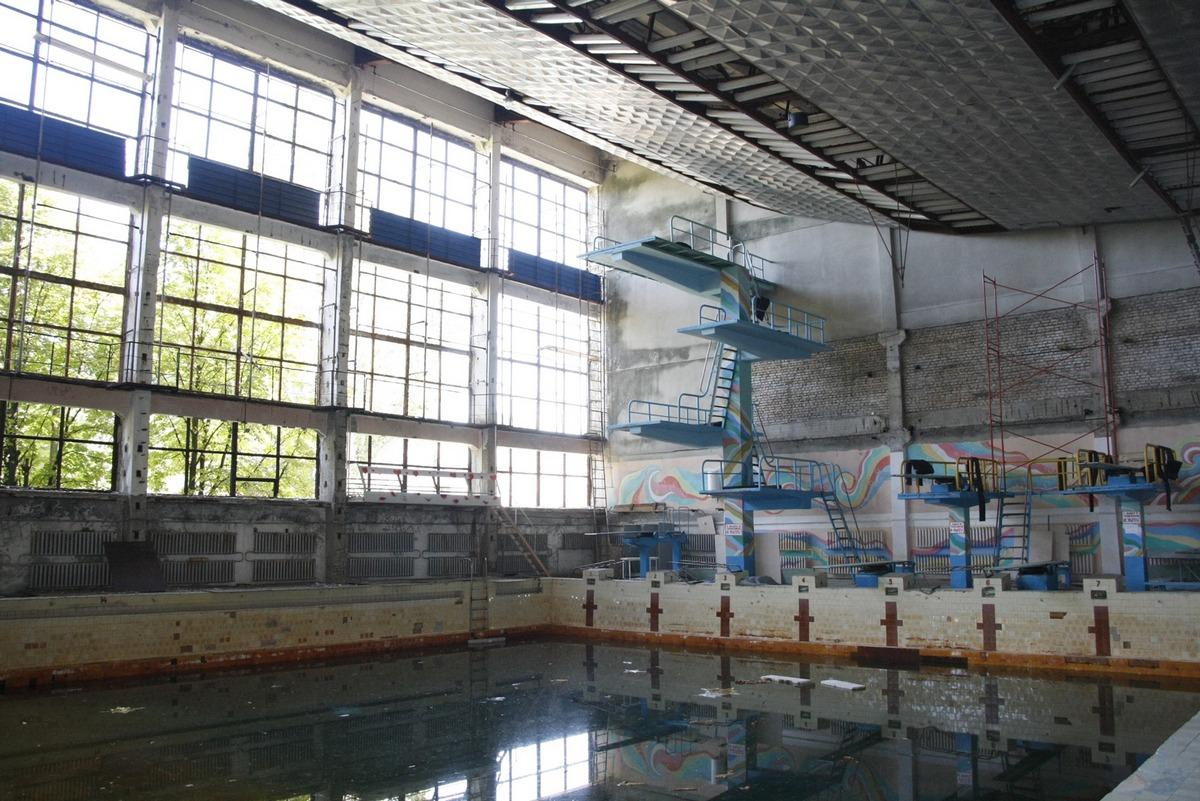 Профессиональный бассейн в Покрове преобразится
