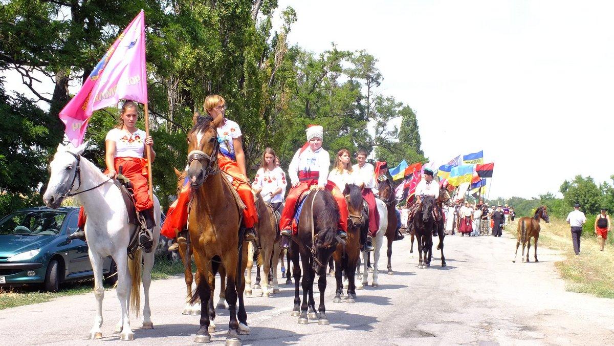 Казацкая конница