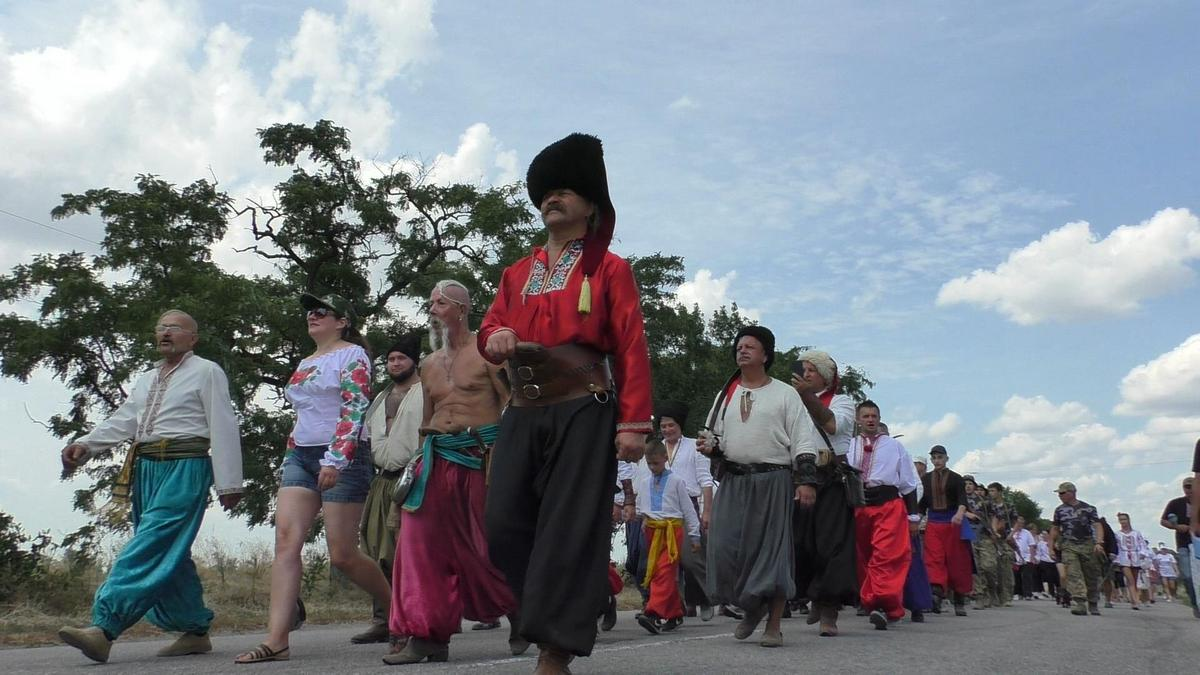 Торжественное шествие
