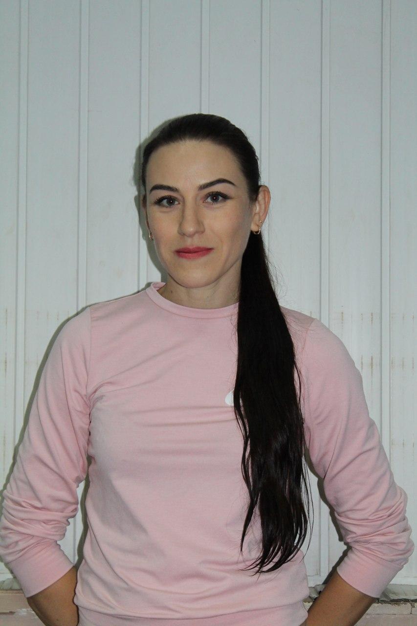 Легкоатлетка Ксения Яценко